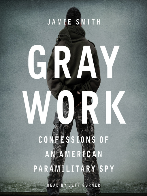 Title details for Gray Work by Jamie Smith - Available