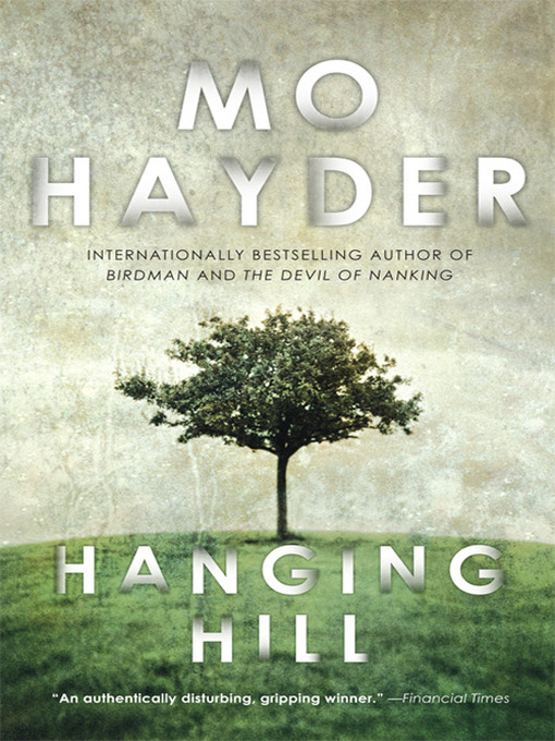 Title details for Hanging Hill by Mo Hayder - Wait list