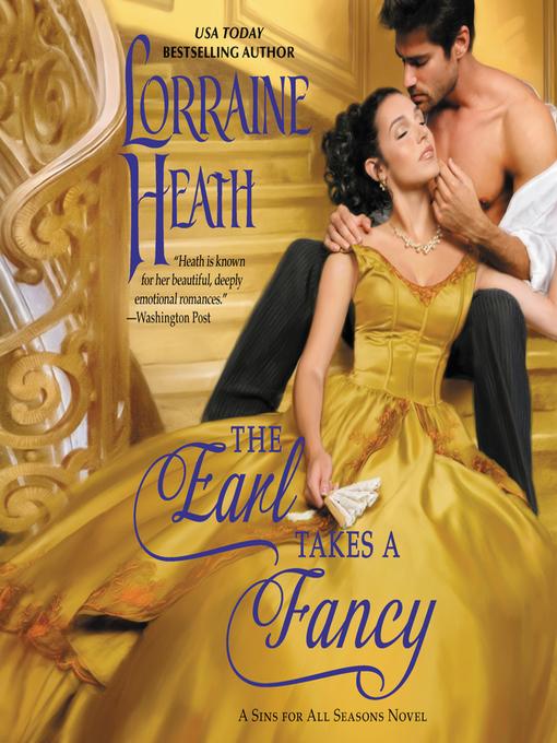 Title details for The Earl Takes a Fancy by Lorraine Heath - Wait list