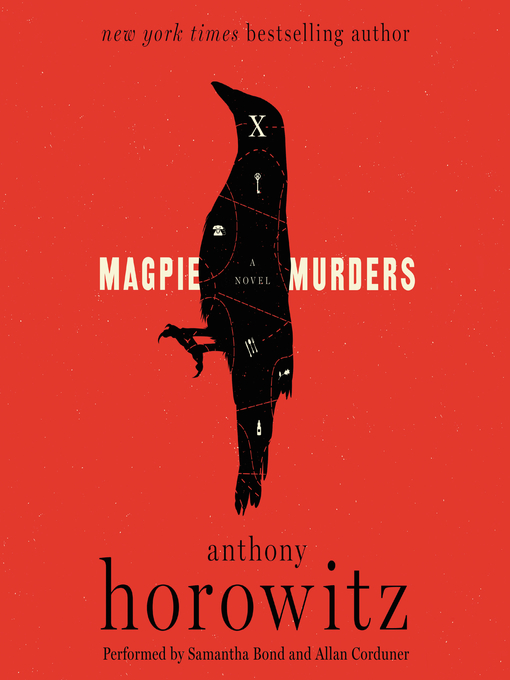 Title details for Magpie Murders by Anthony Horowitz - Available