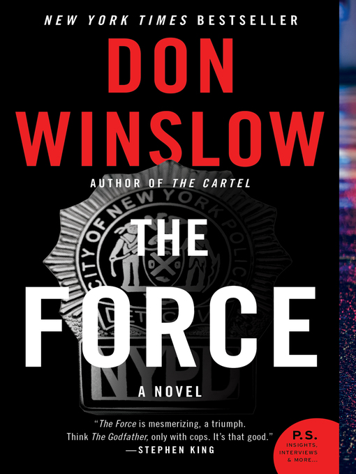 Title details for The Force by Don Winslow - Available