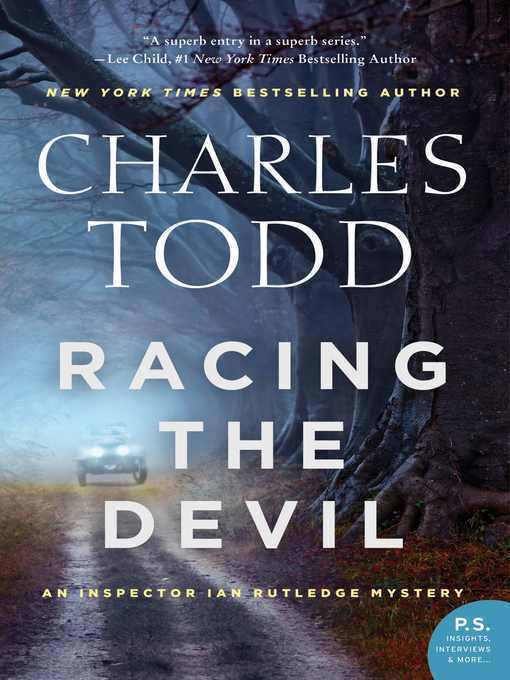 Title details for Racing the Devil by Charles Todd - Available