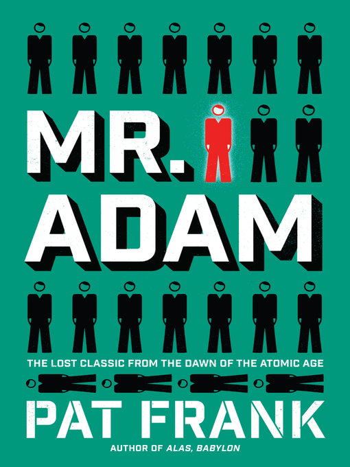 Title details for Mr. Adam by Pat Frank - Available