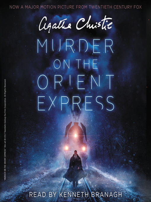 תמונת כריכה של Murder on the Orient Express [Movie Tie-in]