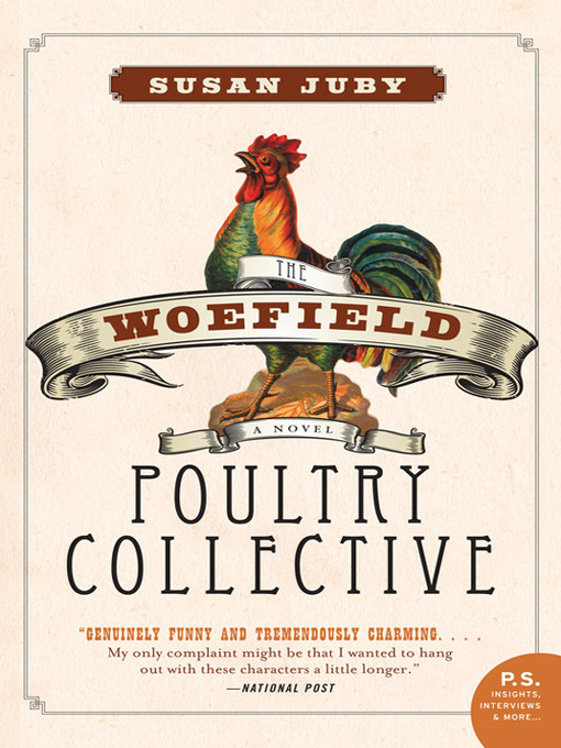 Cover of The Woefield Poultry Collective