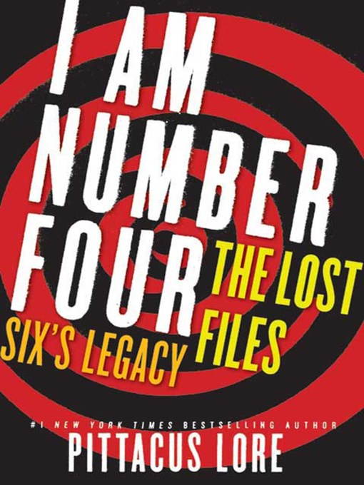 Title details for Six's Legacy by Pittacus Lore - Wait list