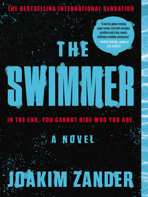 Title details for The Swimmer by Joakim Zander - Available