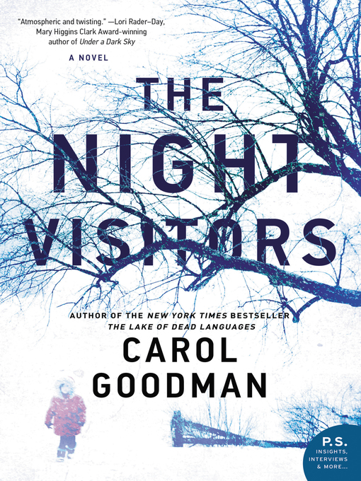 Title details for The Night Visitors by Carol Goodman - Available