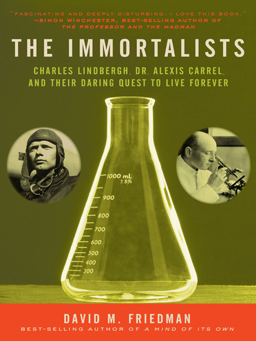 Title details for The Immortalists by David M. Friedman - Available