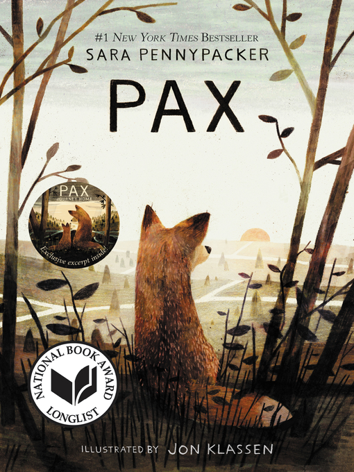 Title details for Pax by Sara Pennypacker - Wait list
