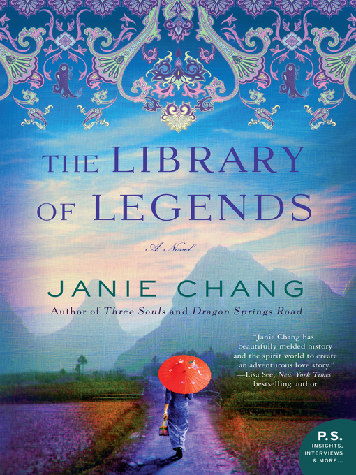 Title details for The Library of Legends by Janie Chang - Available