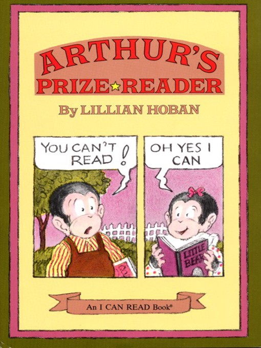Title details for Arthur's Prize Reader by Lillian Hoban - Available