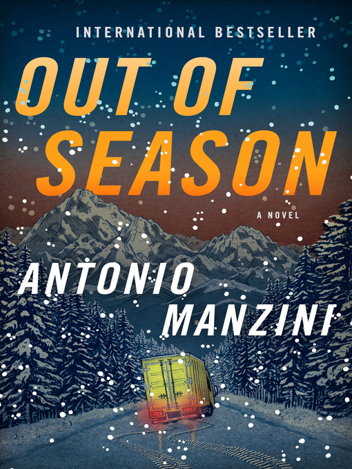 Title details for Out of Season by Antonio Manzini - Available