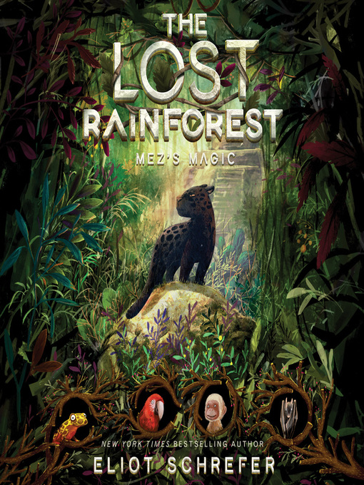Title details for The Lost Rainforest #1 by Eliot Schrefer - Available