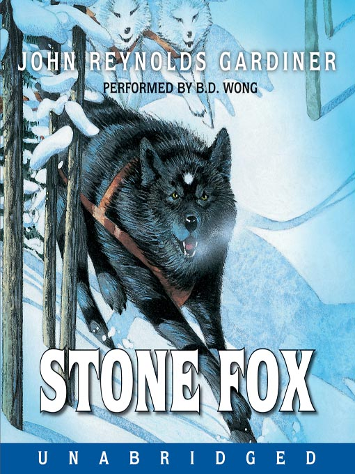Title details for Stone Fox by John Reynolds Gardiner - Wait list