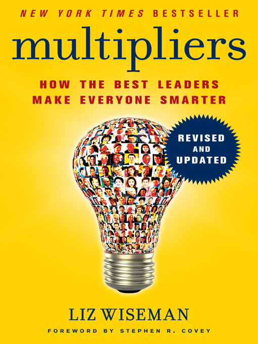 Title details for Multipliers, Revised and Updated by Liz Wiseman - Wait list