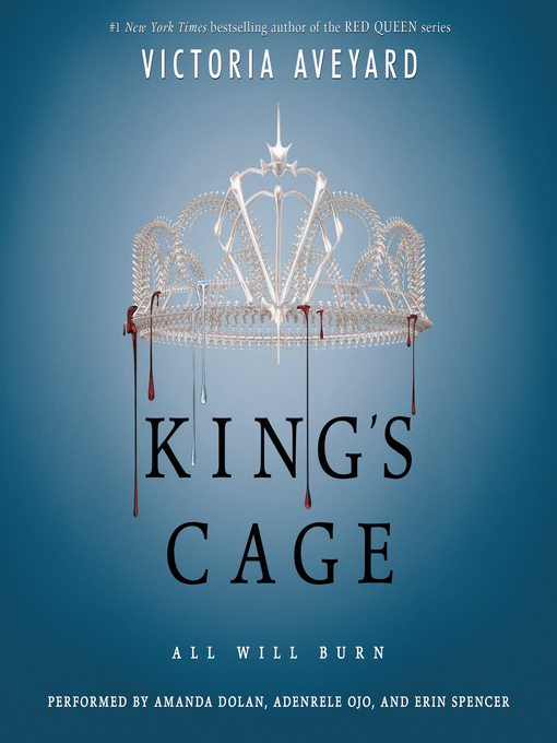 Title details for King's Cage by Victoria Aveyard - Available
