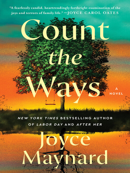 Title details for Count the Ways by Joyce Maynard - Wait list