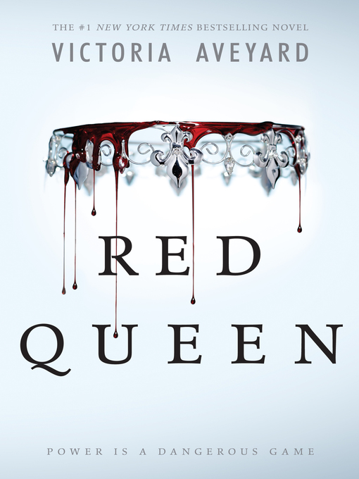 Cover image for book: Red Queen
