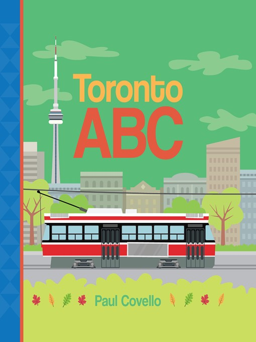 Title details for Toronto ABC by Paul Covello - Available