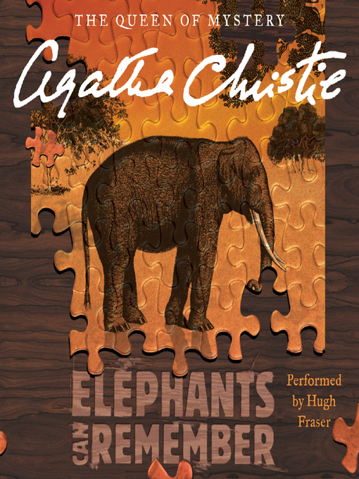 Title details for Elephants Can Remember by Agatha Christie - Wait list