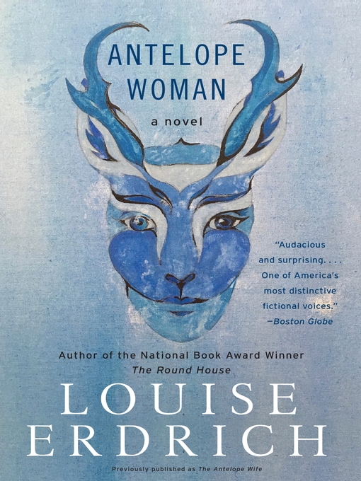 Cover of Antelope Woman