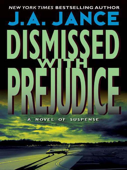 Cover of Dismissed with Prejudice