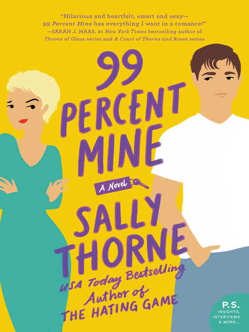 Title details for 99 Percent Mine by Sally Thorne - Available