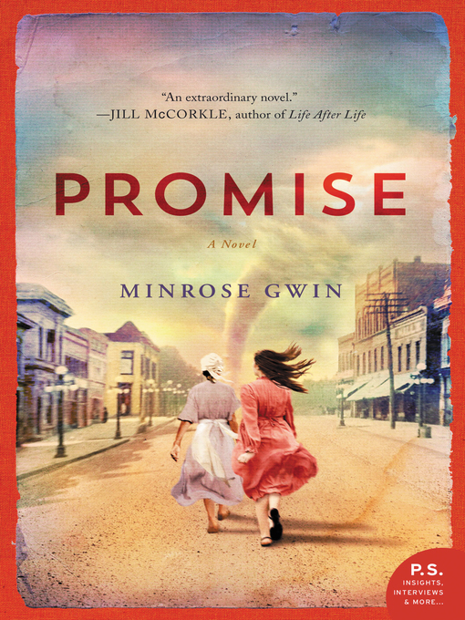 Title details for Promise by Minrose Gwin - Available