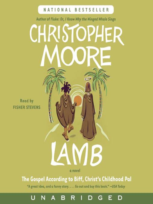 Title details for Lamb by Christopher Moore - Wait list