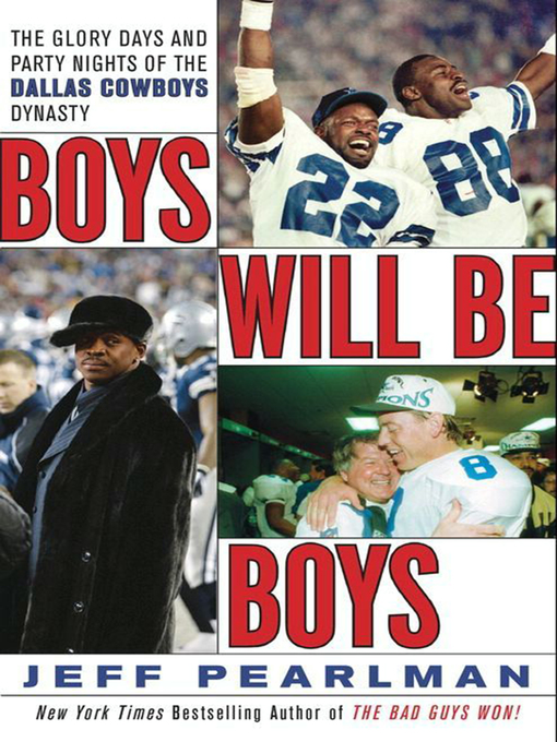 Title details for Boys Will Be Boys by Jeff Pearlman - Available