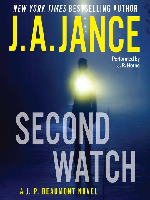 Title details for Second Watch by J. A. Jance - Available