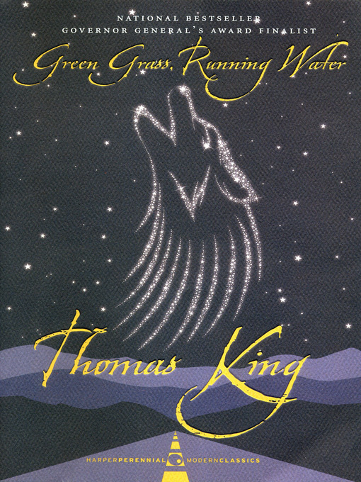 Cover of Green Grass, Running Water