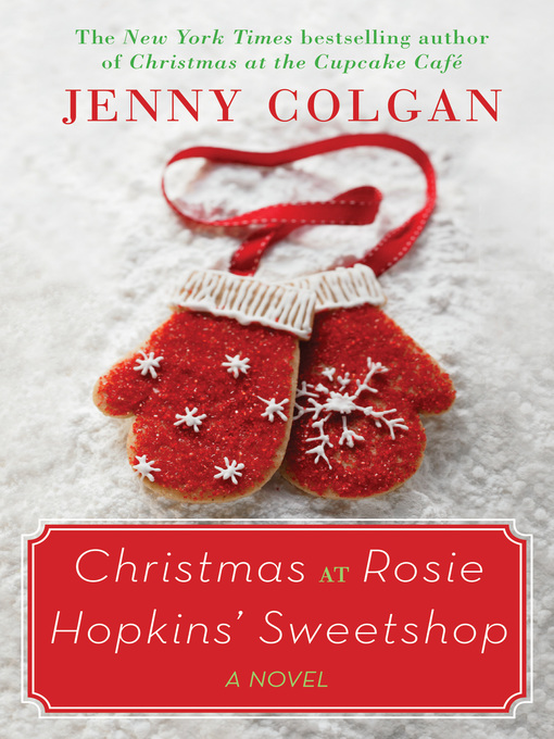 Cover of Christmas at Rosie Hopkins' Sweetshop