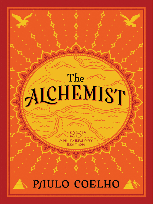 Cover image for book: The Alchemist