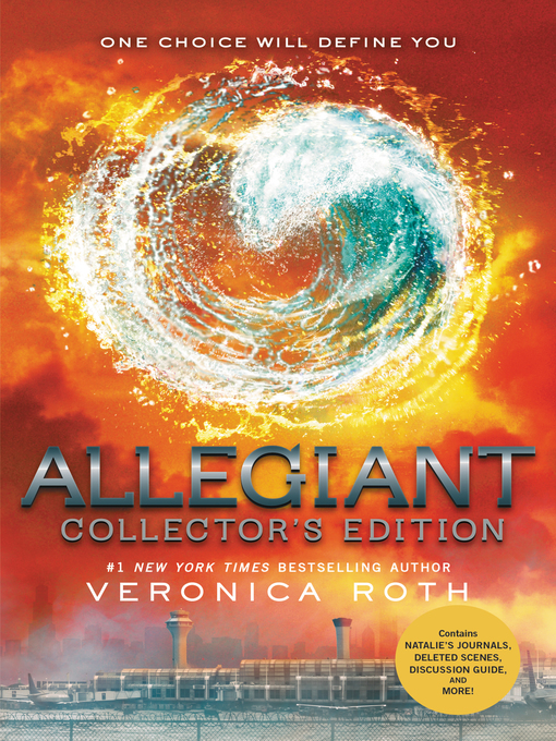 Cover of Allegiant Collector's Edition