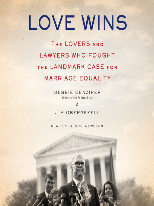 Cover of Love Wins