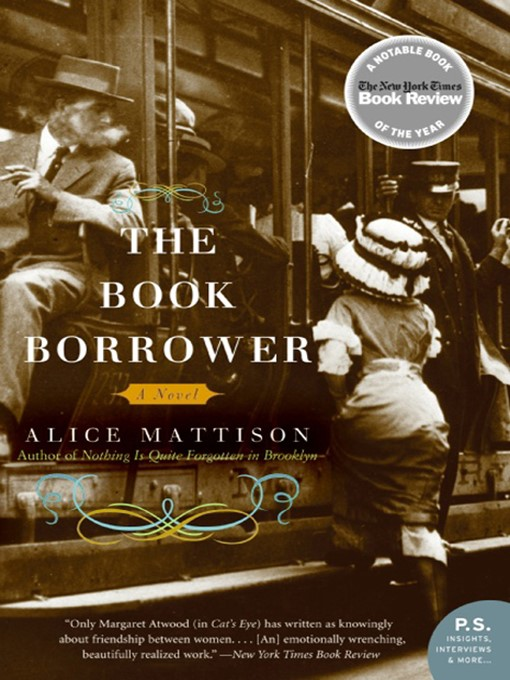 Title details for The Book Borrower by Alice Mattison - Wait list