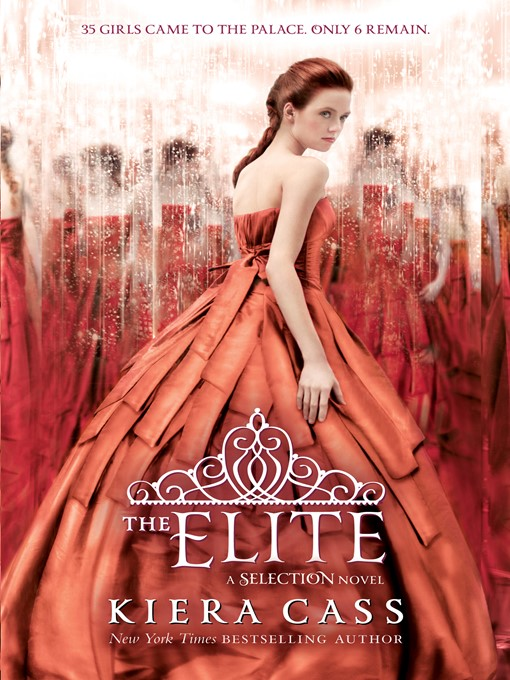 Title details for The Elite by Kiera Cass - Available