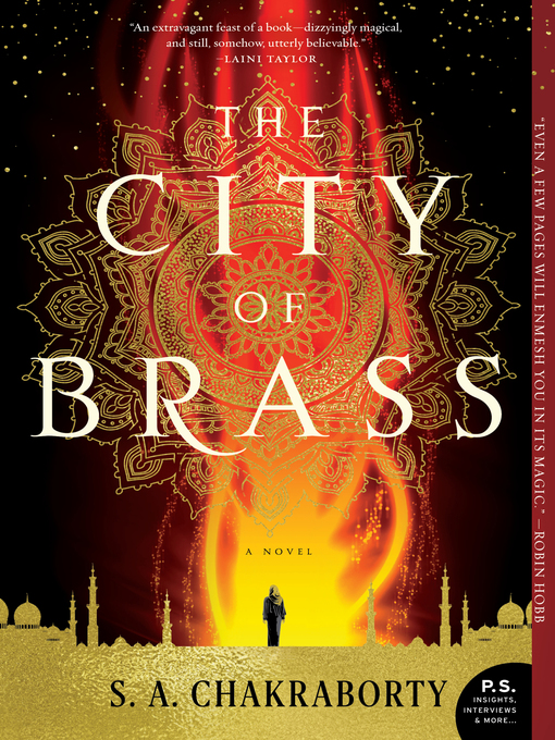 Title details for The City of Brass by S. A. Chakraborty - Wait list
