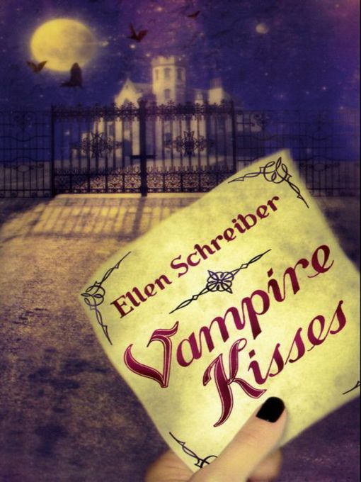 Title details for Vampire Kisses by Ellen Schreiber - Available