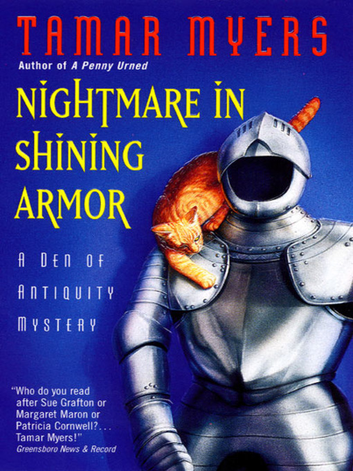 Title details for Nightmare in Shining Armor by Tamar Myers - Wait list