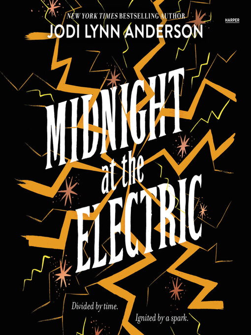Cover of Midnight at the Electric