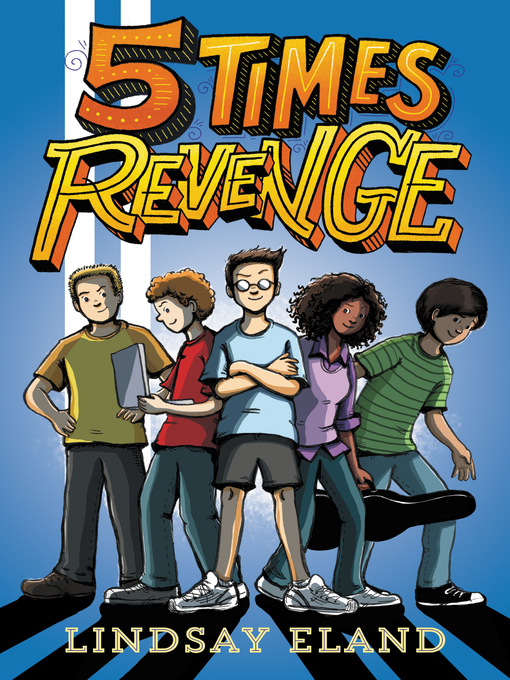 Cover of Five Times Revenge