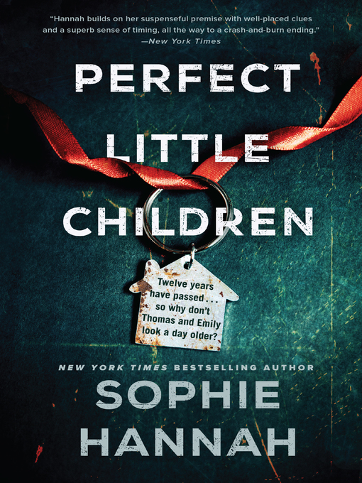 Title details for Perfect Little Children by Sophie Hannah - Wait list