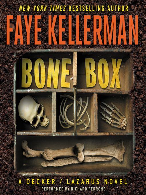 Title details for Bone Box by Faye Kellerman - Available