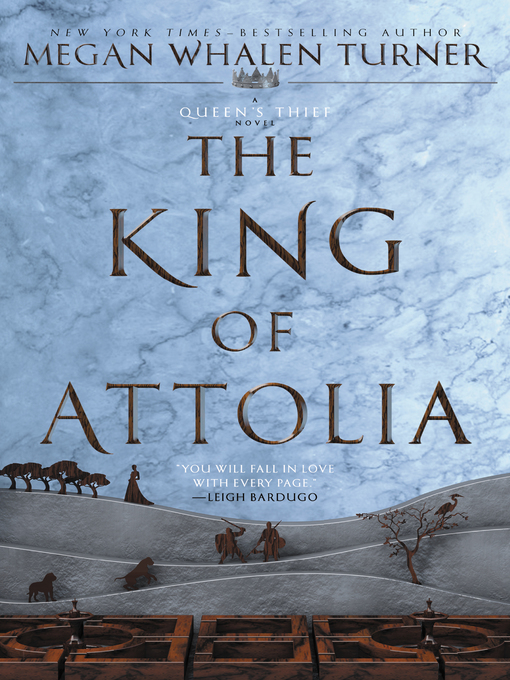 Title details for The King of Attolia by Megan Whalen Turner - Wait list