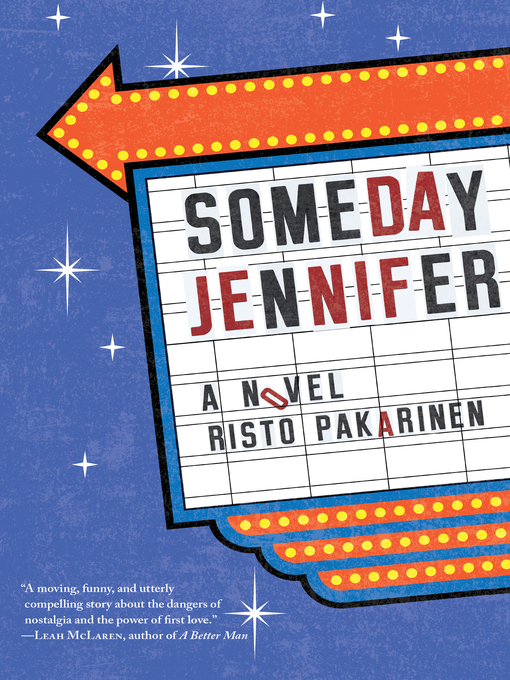 Title details for Someday Jennifer by Risto Pakarinen - Available
