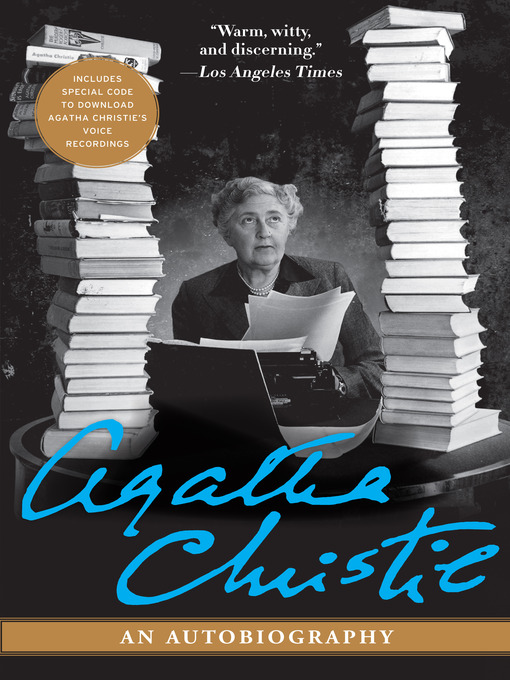 Title details for An Autobiography by Agatha Christie - Available