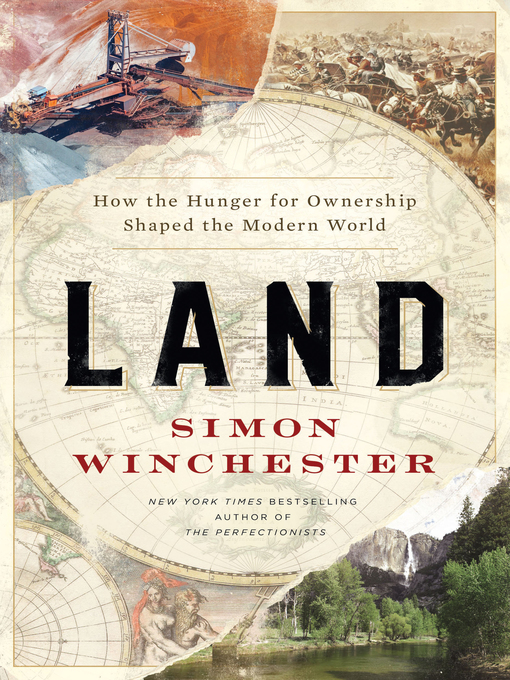 Title details for Land by Simon Winchester - Available